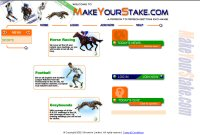 Make Your Stake - On-Line сайт за залагания